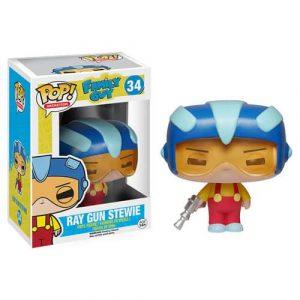 Funko Pop! Ray Gun Stewie [Padre de Familia]