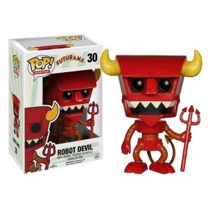 Funko Pop! Robot Devil [Futurama]