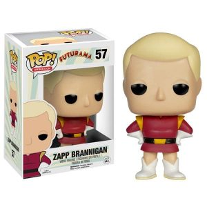 Funko Pop! Zapp Brannigan [Futurama]
