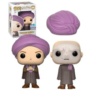 Funko Pop! Professor Quirrell [Harry Potter] Exclusivo Fall Convention 2018