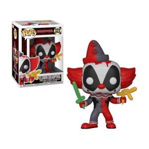 Funko Pop! Clown Deadpool