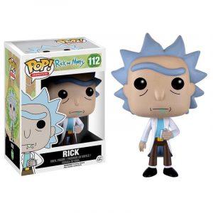 Funko Pop! Rick (Rick and Morty)