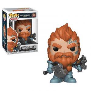 Funko Pop! Space Wolves Pack Leader [Warhammer 40000]