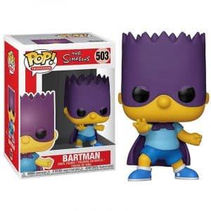Funko Pop! Bartman (Los Simpsons)