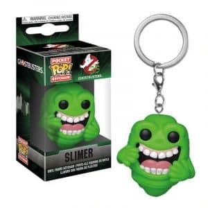 Llavero Pop! Slimer (Cazafantasmas)