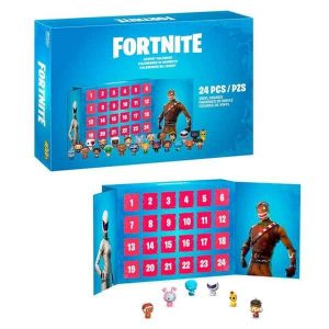 Calendario Adviento Fortnite