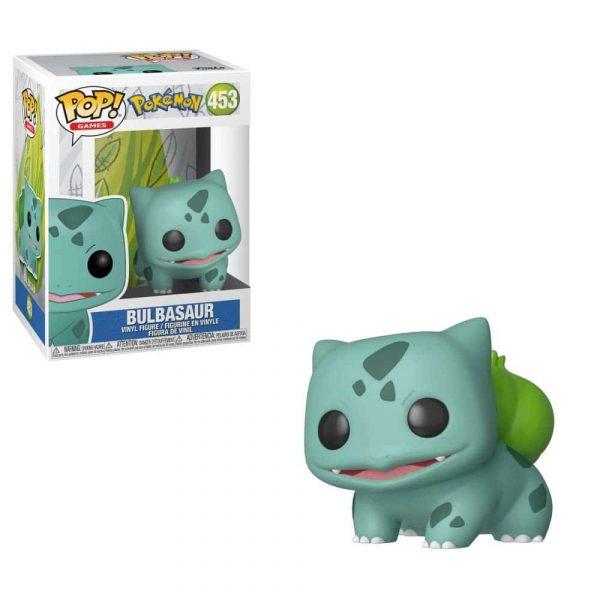 Figura Funko Pop! Games Pokémon - Bulbasaur