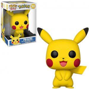 Funko Pop! Pikachu (Grande 25cm) [Pokémon]