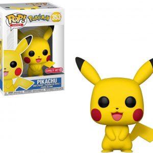 Funko Pop! Pikachu [Pokémon]