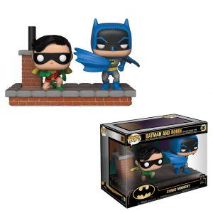 Funko Pop! Batman & Robin [Batman 80th]