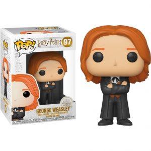 Funko Pop! George Weasley Yule [Harry Potter]