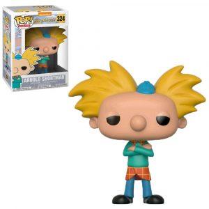 Funko Pop! Nickelodeon Arnold Figura de Vinilo