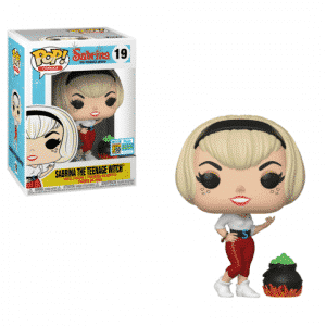 Funko Pop! Sabrina the Teenage Witch (Exclusivo SDCC 2019)