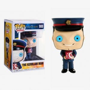 Funko Pop! The Kerblam Man [Doctor Who]