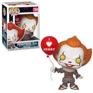 Funko Pop! Pennywise (Con globo) (IT 2)