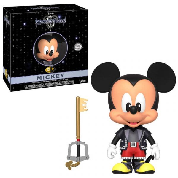 Figura 5 Star Disney Kingdom Hearts 3 Mickey