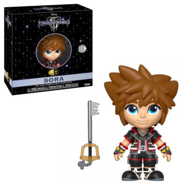 Figura 5 Star Disney Kingdom Hearts 3 Sora