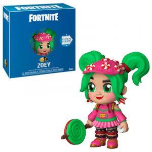 Figura 5 Star Fortnite Zoey