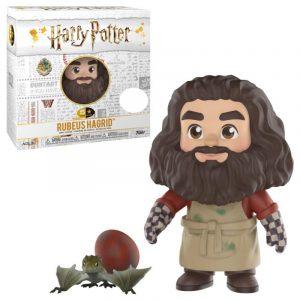 Figura 5 Star Harry Potter Hagrid vinyl Exclusivo