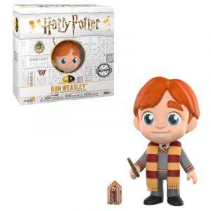 Figura 5 Star Harry Potter Ron Weasly vinyl Exclusivo