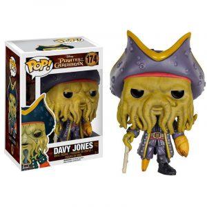 Funko Pop! Disney Piratas del Caribe Davy Jones