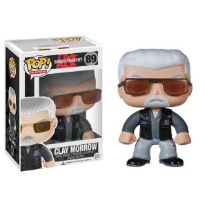 Funko Pop! Clay Morrow [Sons Of Anarchy]