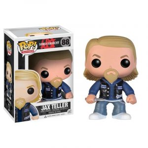 Funko Pop! Jax Teller [Sons Of Anarchy]