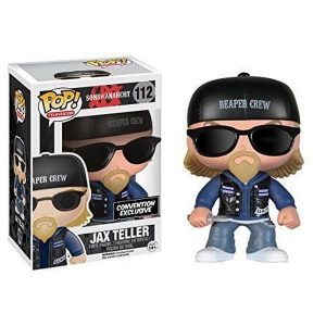 Funko Pop! Jax Teller [Sons Of Anarchy] Exclusivo SDCC