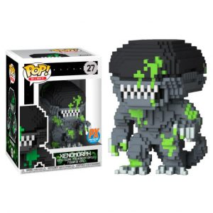 Funko Pop! Blood Splatter (8-Bit) (Alien) Exclusivo