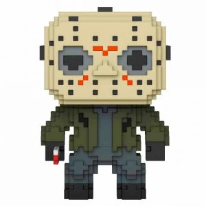 Funko Pop! 8-Bit Horror Jason Voorhees