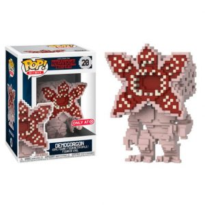 Funko Pop! Demogorgon (8-Bit) [Stranger Things] Exclusivo