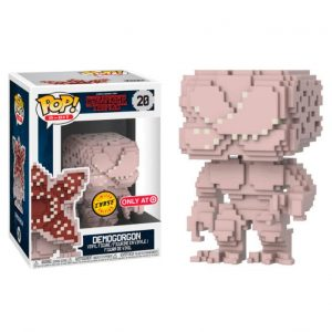 Funko Pop! Demogorgon (8-Bit) [Stranger Things] Exclusivo Chase