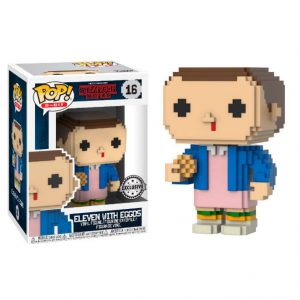Funko Pop! Eleven (8-Bit) [Stranger Things] Exclusivo
