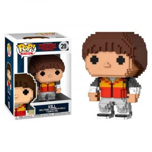 Funko Pop! Will (8-Bit) [Stranger Things] Exclusivo