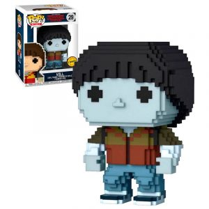 Funko Pop! Will (8-Bit) [Stranger Things 3] Exclusivo Chase