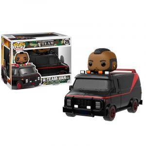 Funko Pop! El Equipo A Van with B.A. Baracus 15cm
