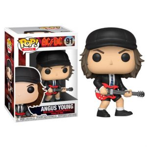 Funko Pop! Angus Young [AC/DC]