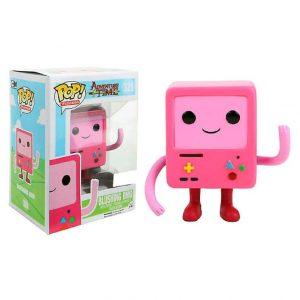 Funko Pop! Hora de Aventuras BMO Pink Exclusivo