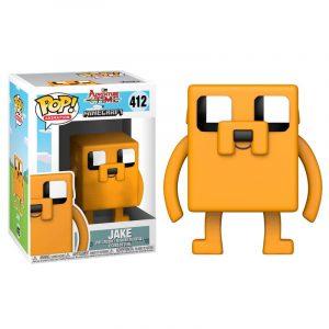 Funko Pop! Jake [Hora de Aventuras Minecraft]