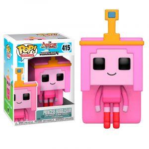 Funko Pop! Princess Bubblegume [Hora de Aventuras Minecraft]
