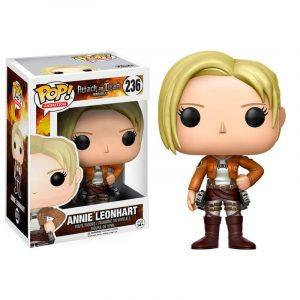 Funko Pop! Annie Leonhart (Attack on Titan)