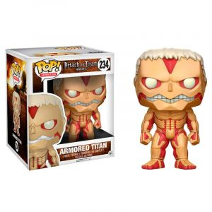 Funko Pop! Armored Titan 6″ (15cm) (Attack on Titan)