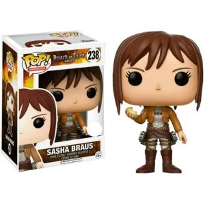 Funko Pop! Sasha Braus Exclusivo (Attack on Titan)