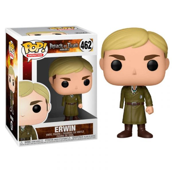 Figura POP Attack on Titan Season 3 Erwin One-Armed