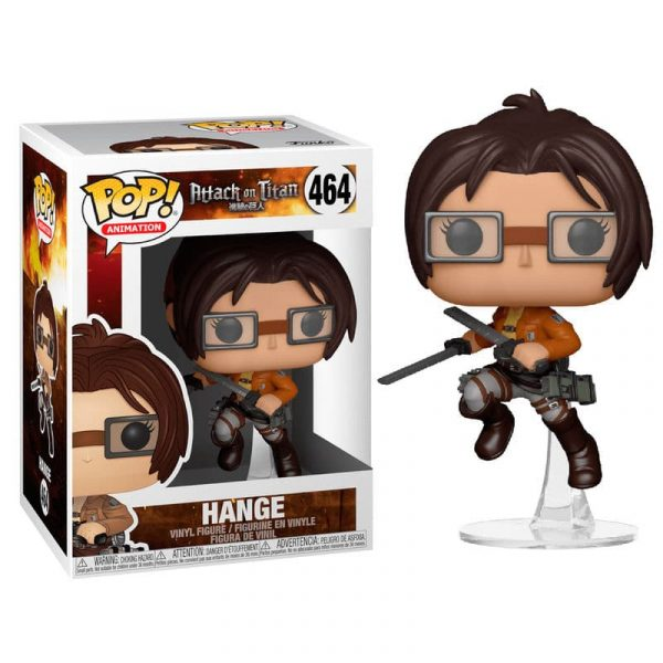 Figura POP Attack on Titan Season 3 Hange