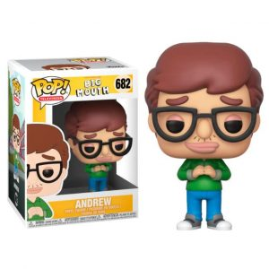 Funko Pop! Andrew [Big Mouth]