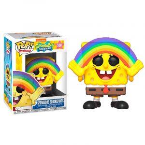 Funko Pop! Bob Esponja Arcoíris