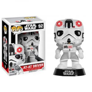 Funko Pop! Bobble Star Wars AT-AT Driver