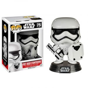 Funko Pop! Bobble Star Wars E7 First Order Stormtrooper
