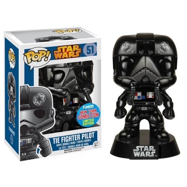 Figura POP! Bobble Star Wars Tie Fighter Pilot